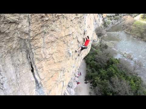 Sport Climbing in Catalunya, Spain (Tres Ponts, Terradets, Margalef)