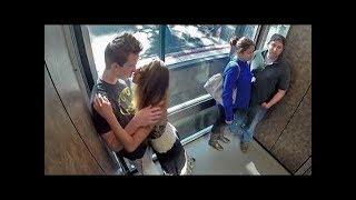 מה שקרה במעלית הזאת לא ישכח לעולם..