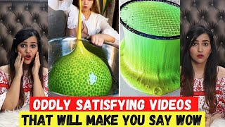 Oddly Satisfying videos to Watch before Sleep