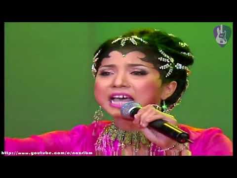 Noraniza Idris - Hatinya Tak Tahan (Live In AJL 2004) HD