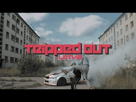 Tripped Out: Latvia - Drifting in a Soviet Missile Base | Donut Media