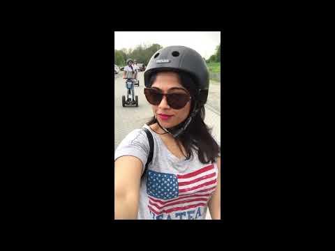 Segway tour | Maastricht, Netherlands | Travel Vlog | Kannada Vlogger | Pooja Soha