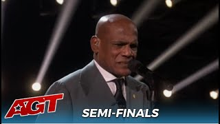 Archie Williams: Wrongly Incarcerated Singer BREAKS DOWN On America's Got Talent Semi-finals