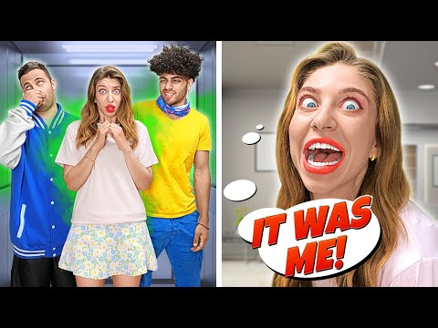 GOOD vs LIAR Girl | My Sister is a Bad Liar - Funny Situations by La La Life School