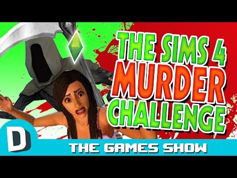 The Sims 4 Murder Challenge thumbnail