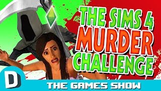 The Sims 4 Murder Challenge