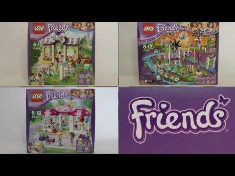 Nowości Sierpień 2016 Lego Friends Zwiastun 3 Youtube