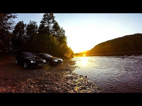 """Наш Стиль"" Toyota Chaser JZX100 TourerV (Лютый) & Toyota Cresta JZX90 TourerV (Кресточка)"