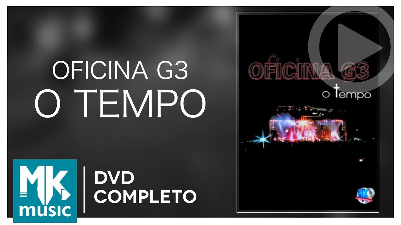 oficina g3 o tempo dvd