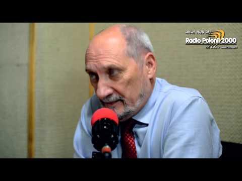 ANTONI MACIEREWICZ,  MARCIN GOGULSKI
