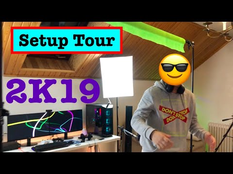 STUDIO TOUR 2K19 /iRon Channel/