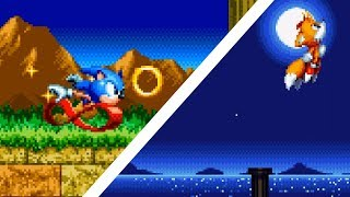 Sonic Mania: The Misfits Pack (Holiday Preview) | Sonic Mania PLUS Mods ❄ Walkthrough