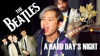 The Beatles - A Hard Day's Night (Pop Punk Cover by Minority 905)