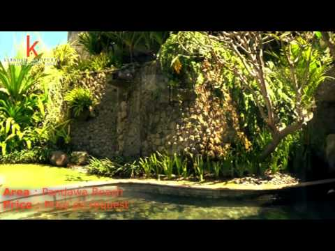 Amazing cliff front property for sale in Pandawa Beach VL0921