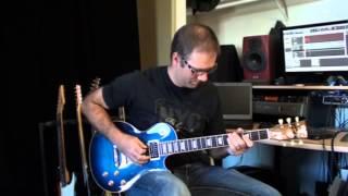 Ultimate Blues Jams - Dallas Rain Demo Griff Hamlin