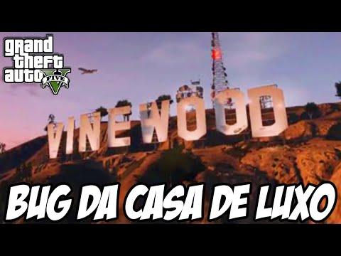 GTA V - Bug da Casa de Luxo em Vinewood Hills