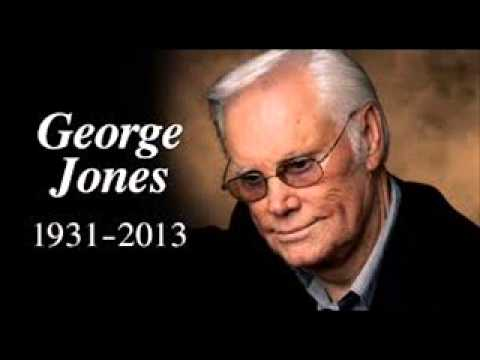 George Jones -  Don't Be Angry