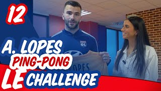 VIDEO: LE CHALLENGE 12avec Anthony Lopes  | OL By Emma