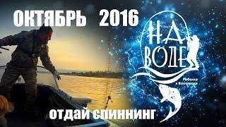 Рыбалка в Волгограде.  На Воде.  отдай спиннинг(Октябрьский день не предвещал ничего плохого. Мы с Ромео вышли на воду половить рыбку... Я в контакте https://new.vk..., 2016-10-12T16:01:04.000Z)