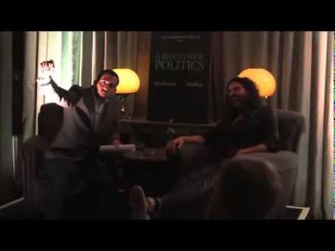 NEW - A Brand new politics  Russell Brand interview with Mehdi Hasan