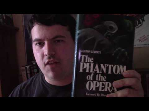 The Phantom of the Opera by Gaston Leroux(Book Review)