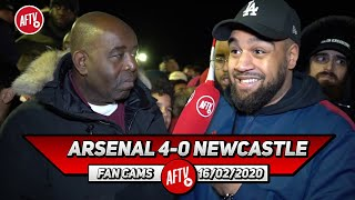 Arsenal 4-0 Newcastle | The Time Away In Dubai Helped The Team!