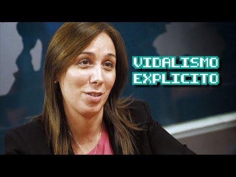 Macri en 3 - ESPECIAL VIDALISMO EXPLÍCITO