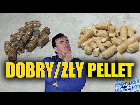 Dobry pellet / zły pellet