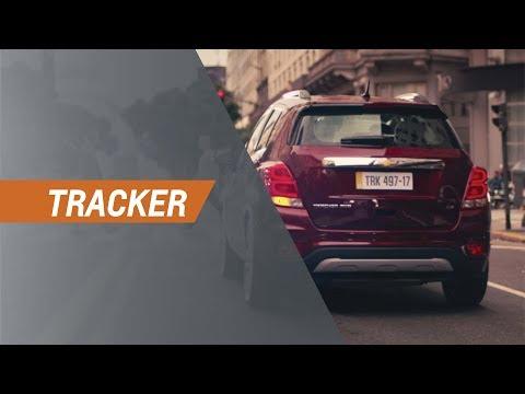 Nueva Chevrolet Tracker   Punto Ciego