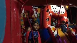 Amazing The village festival-The Children Play BamBom