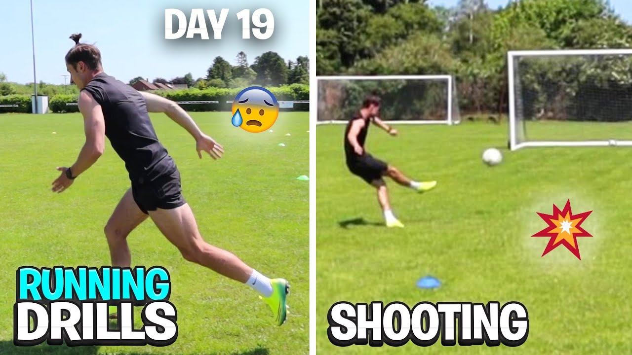 This Session was a BLOW... (DAY IN THE LIFE OF A FOOTBALLER) | Day 19