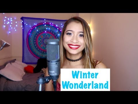 Winter Wonderland | Cover by Madeline Coles #12DaysOfVoice