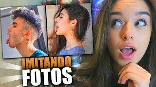 IMITANDO FOTOS de INFLUENCERS Y YOUTUBERS - Marta