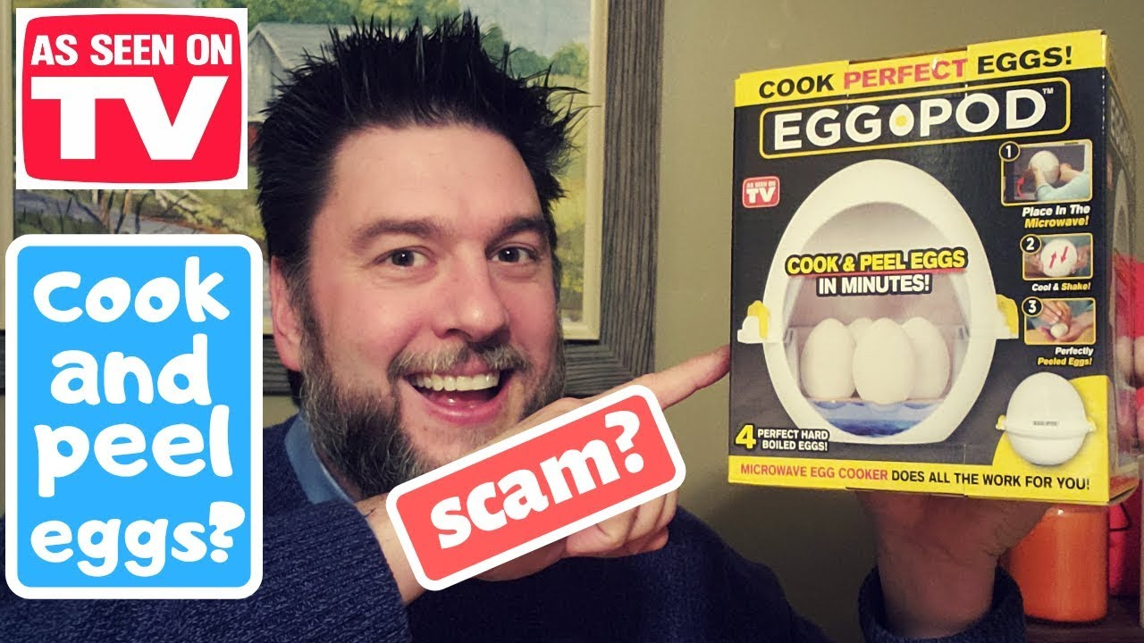 egg pod review take 1 cook and peel your eggs in minutes as seen on tv eggpod
