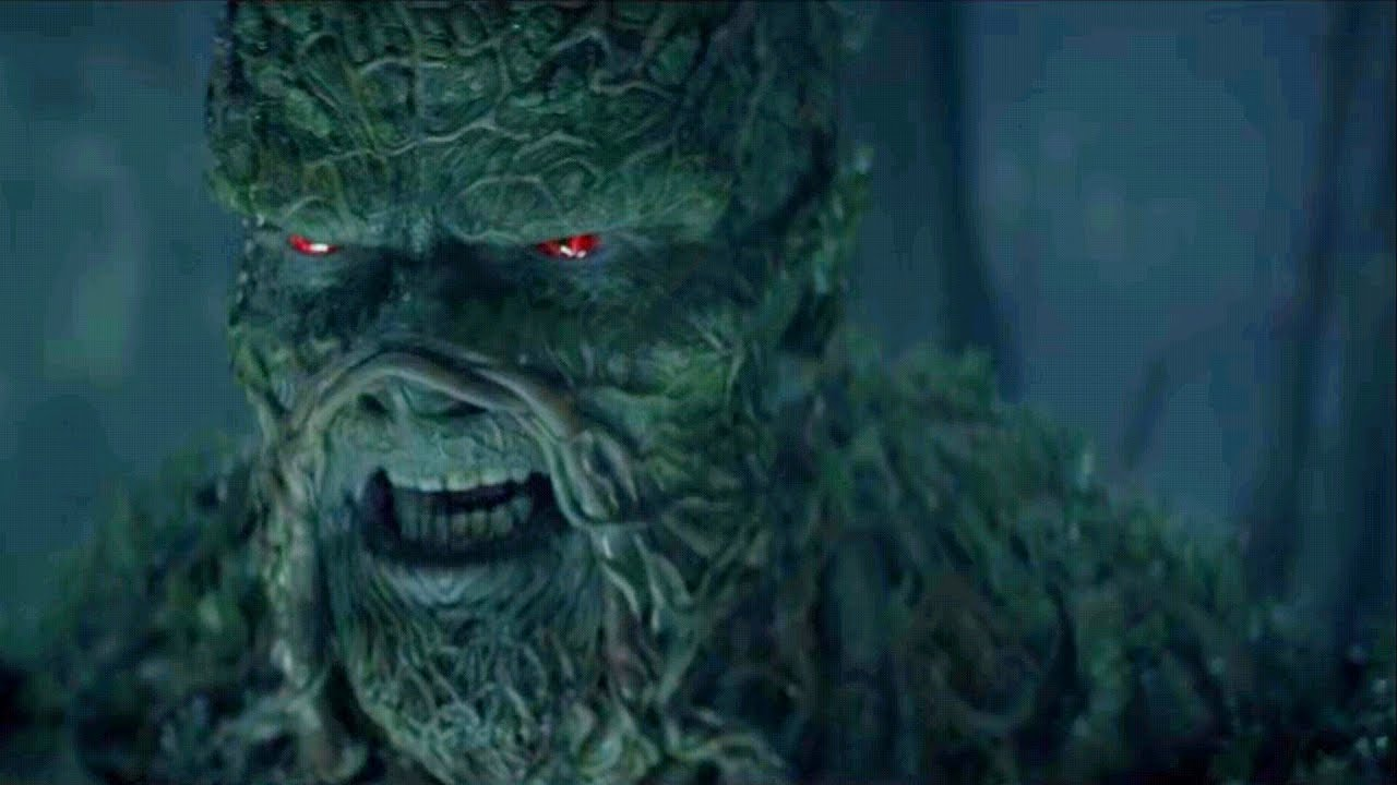 Download Swamp Thing fights the Hunters   SWAMP THING 1x06 [HD] Scene