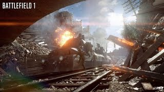 Battlefield 1 - Immerse + Max Graphics Gameplay (Pc/Ps4/Xone)