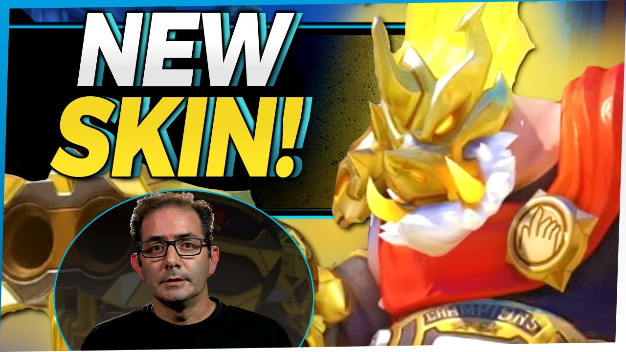Overwatch New Skin! Overwatch 2 Beta and More News