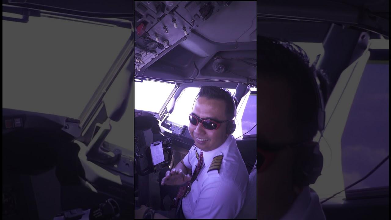 kenangan kerja di maskapai yeni dan crew . #lionair #azetaz