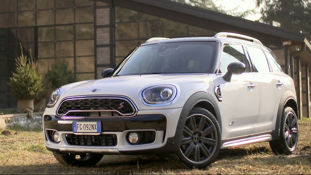 2017 mini countryman cooper sd youtube. Black Bedroom Furniture Sets. Home Design Ideas