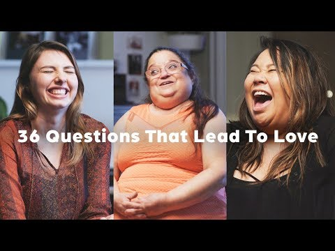 Can Strangers Love Each Other In 36 Questions?