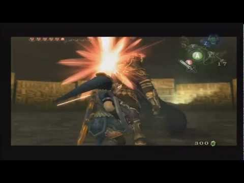 Ganondorf Boss Fight - Zelda Twilight Princess - Fishing Rod Glitch