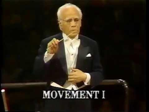 Mahler Symphony No.1 - 1st Mov. cond by Kazuo Yamada