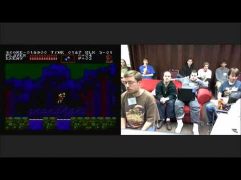 Castlevania III: Dracula's Curse (Grant US) by Funkdoc in 35:48 - AGDQ 2011