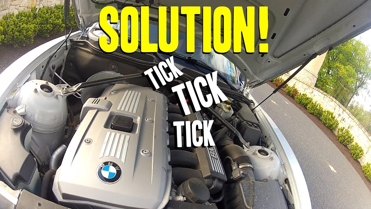 The INFAMOUS BMW Lifter Tick / Ticking Noise (E90, E92, E82, E85, E86)