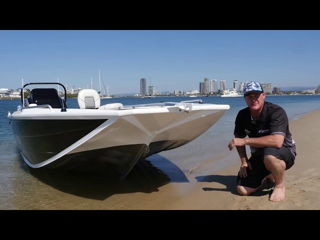 Boat Reviews on the Broadwater - Quintrex 530 Frontier