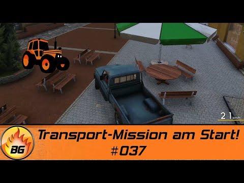 FARMER'S DYNASTY #037 | Transport-Mission am Start! | Let's Play [HD]