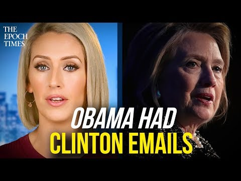 Clinton Emails Found in Obama White House
