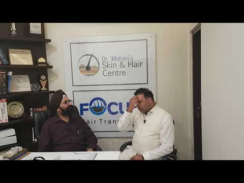 Happy Patient From Austria – Best Hair Transplant Clinic in India