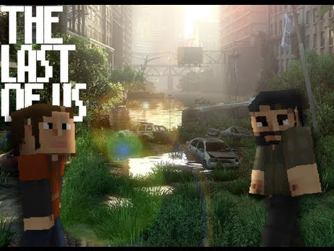 The Last Of Us Minecraft Mod PTBR YouTube - The last of us minecraft map