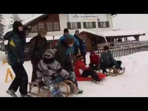 The Allgäu - Germany's Largest Winter Sports Region | Discover Germany
